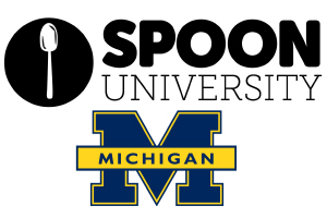 spoon u mich university logo